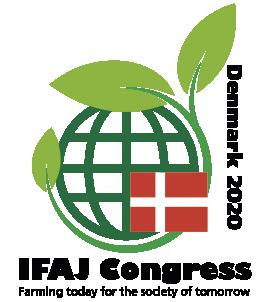 IFAJ Congress 2020 Denmark Logo